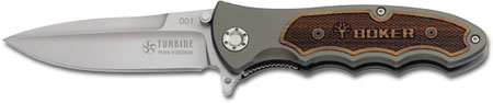 Boker Turbine Folding Knife