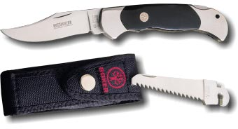 Boker Optima Folding Hunting Knife
