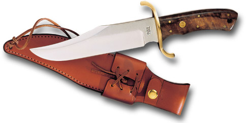 Would A Boker Knife With A Ceramic Titanium Or X15t N
