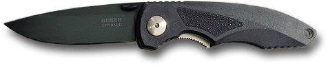 Boker ceramic blade folding knife